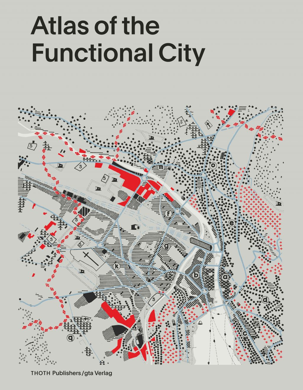 Cover 'Atlas of the Functional City'